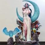 Tyrande Murmevent nue - World of Warcraft hentai 09
