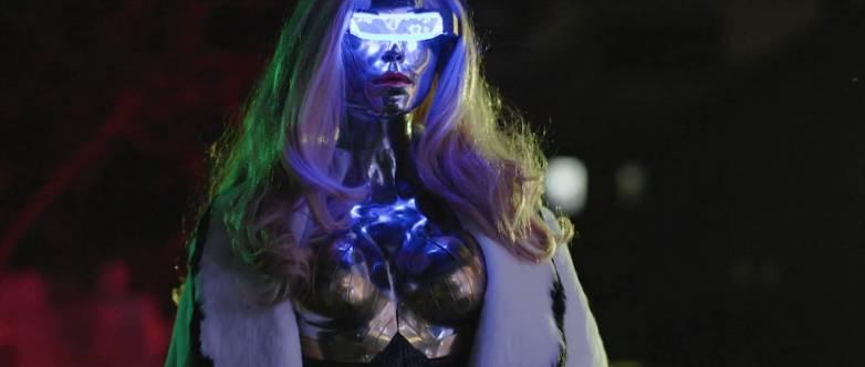 Cosplay sexy Cyberpunk 2077 04