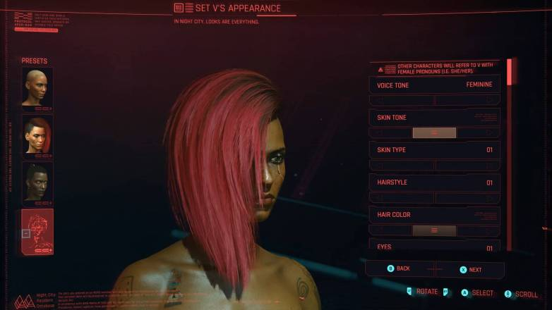 Screenshots hot de Cyberpunk 2077 - Night City Wire Ep4 01