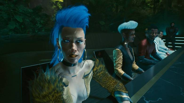 Screenshots hot de Cyberpunk 2077 - Night City Wire Ep4 13
