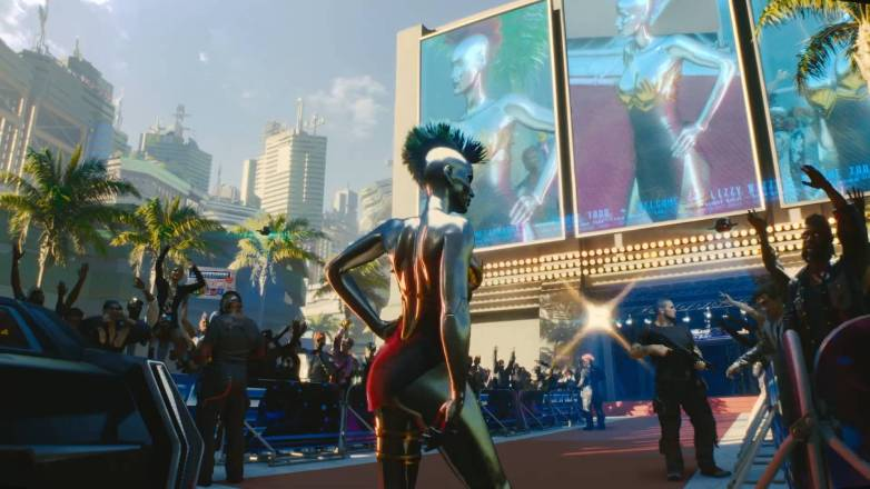 Screenshots hot de Cyberpunk 2077 - Night City Wire Ep4 15