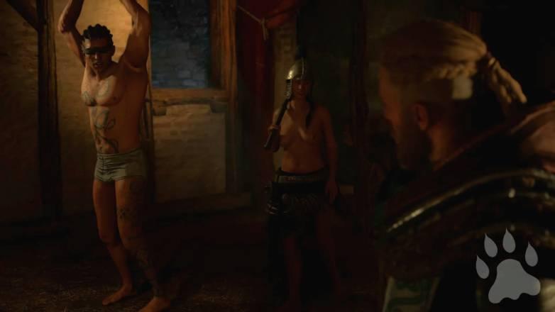 Prostituée au bordel de Colcestre 2