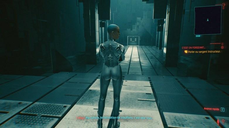 Cyberpunk 2077 - ma première session 09