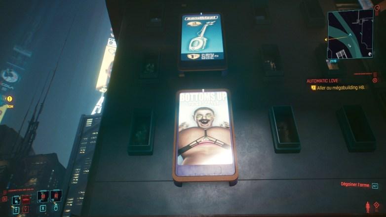 Pubs hot dans Cyberpunk 2077 06