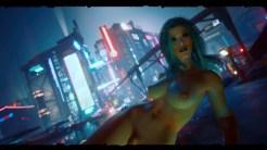 Screenshots porno Cyperpunk 2077 11