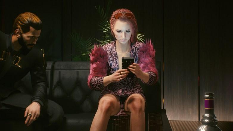 Sexe et voyeurisme dans Cyberpunk 2077 31