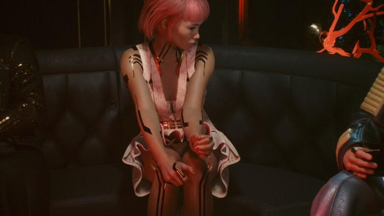 Sexe et voyeurisme dans Cyberpunk 2077 33