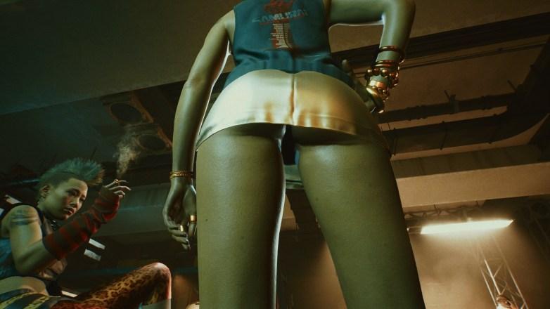 Sexe et voyeurisme dans Cyberpunk 2077 35