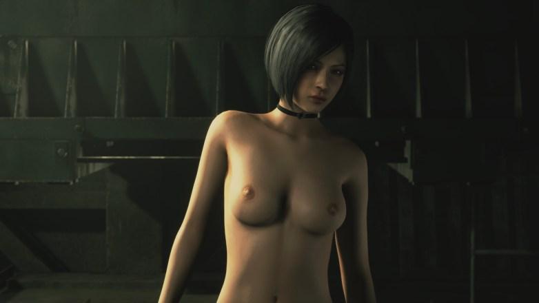 Ada Wong nue dans la campagne Bis de Leon 16