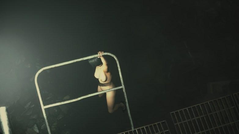 Ada Wong nue dans la campagne Bis de Leon 21
