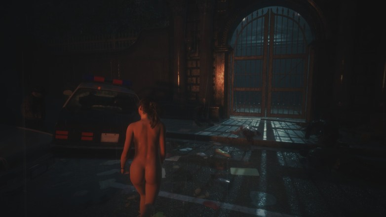 Claire Redfield - Nude Patch Resident Evil 2 Remake 04