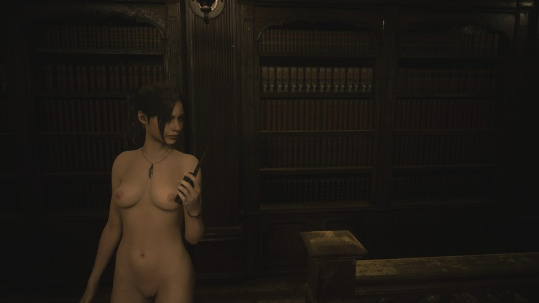 Claire Redfield - Nude Patch Resident Evil 2 Remake 15