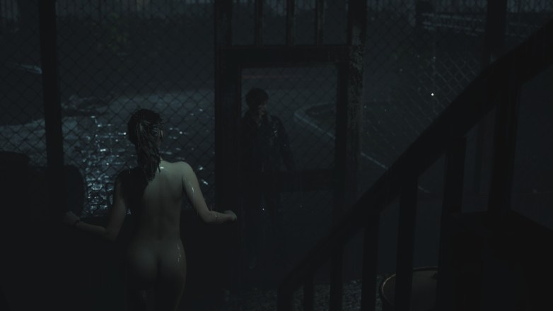 Claire Redfield - Nude Patch Resident Evil 2 Remake 16
