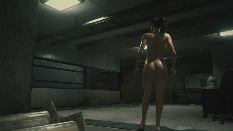 Claire Redfield - Nude Patch Resident Evil 2 Remake 29