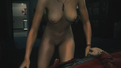 Claire Redfield - Nude Patch Resident Evil 2 Remake 46