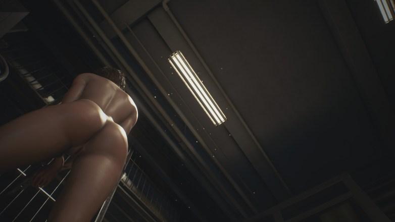 Jill Valentine nue dans Resident Evil 3 Remake 066