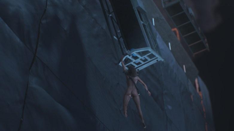 Jill Valentine nue dans Resident Evil 3 Remake 095