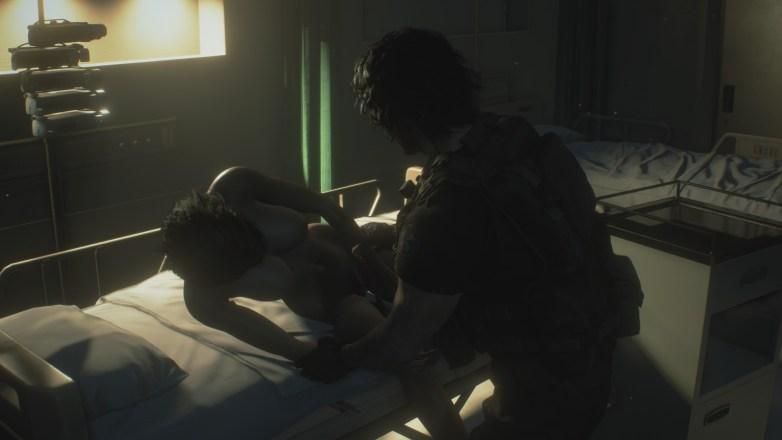 Jill Valentine nue dans Resident Evil 3 Remake 120