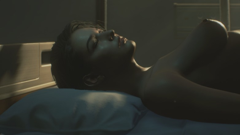 Jill Valentine nue dans Resident Evil 3 Remake 122