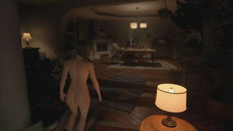 Mia Winters nue dans Resident Evil Village 03