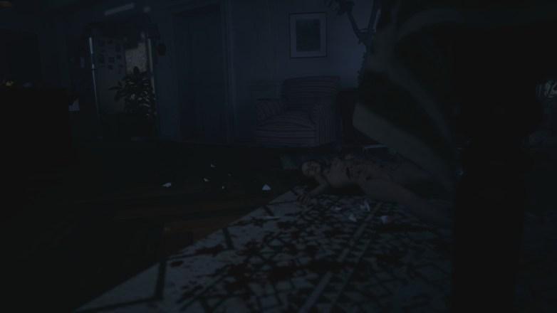 Mia Winters nue dans Resident Evil Village 13