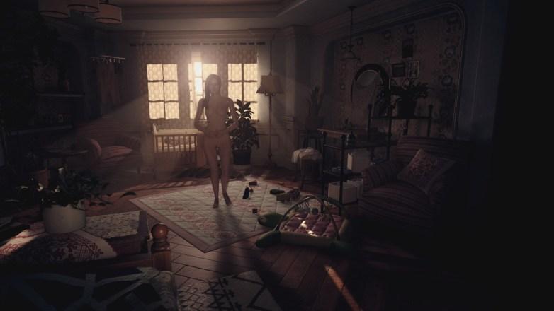 Mia Winters nue dans Resident Evil Village 15
