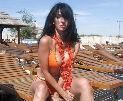femme mure de Nice