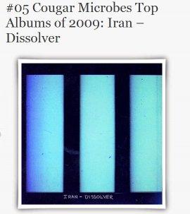 Iran - Dissolver