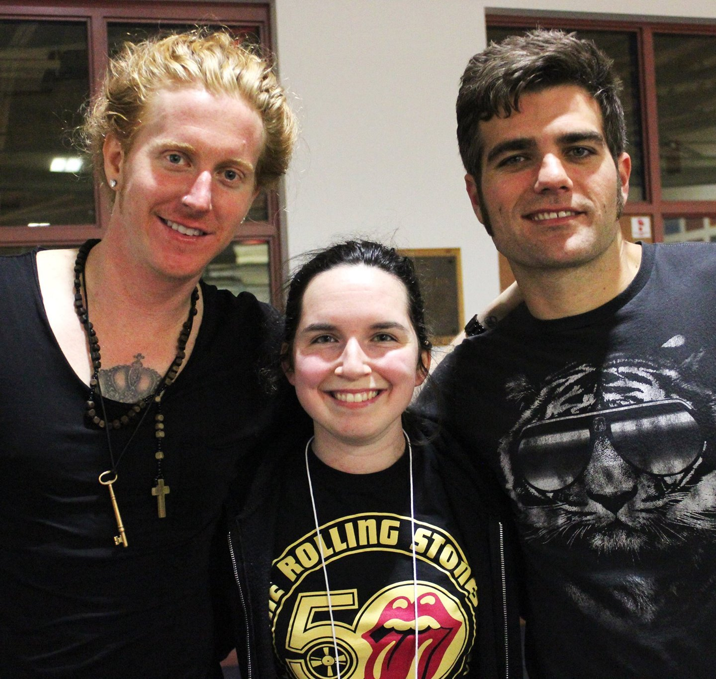 The Time I Met We the Kings
