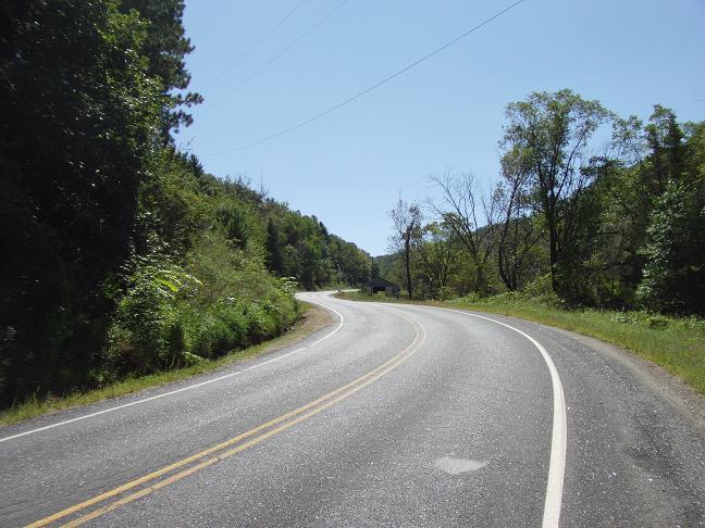 Winding Roads in Western Wisconsin