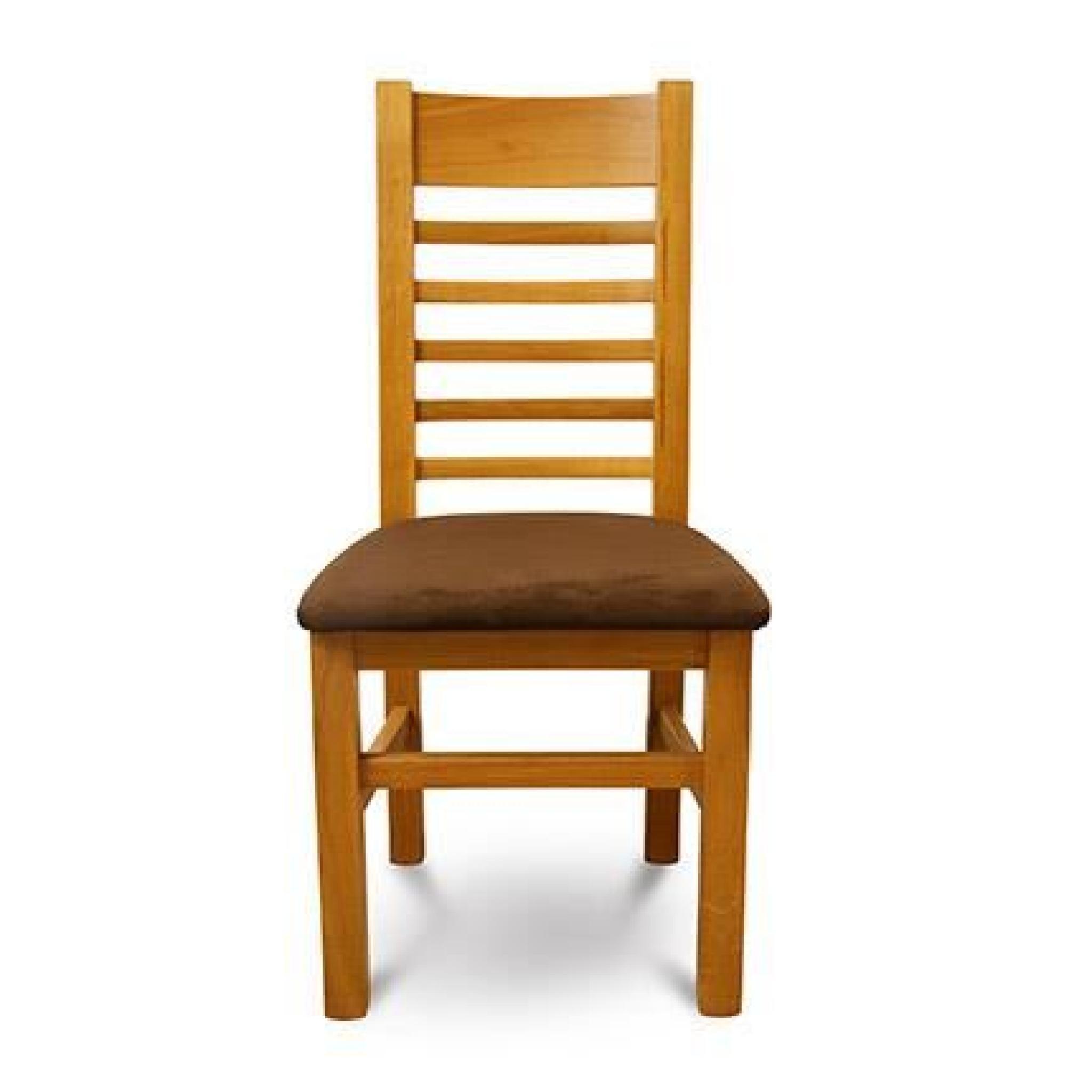 chaise pas cher chene clair