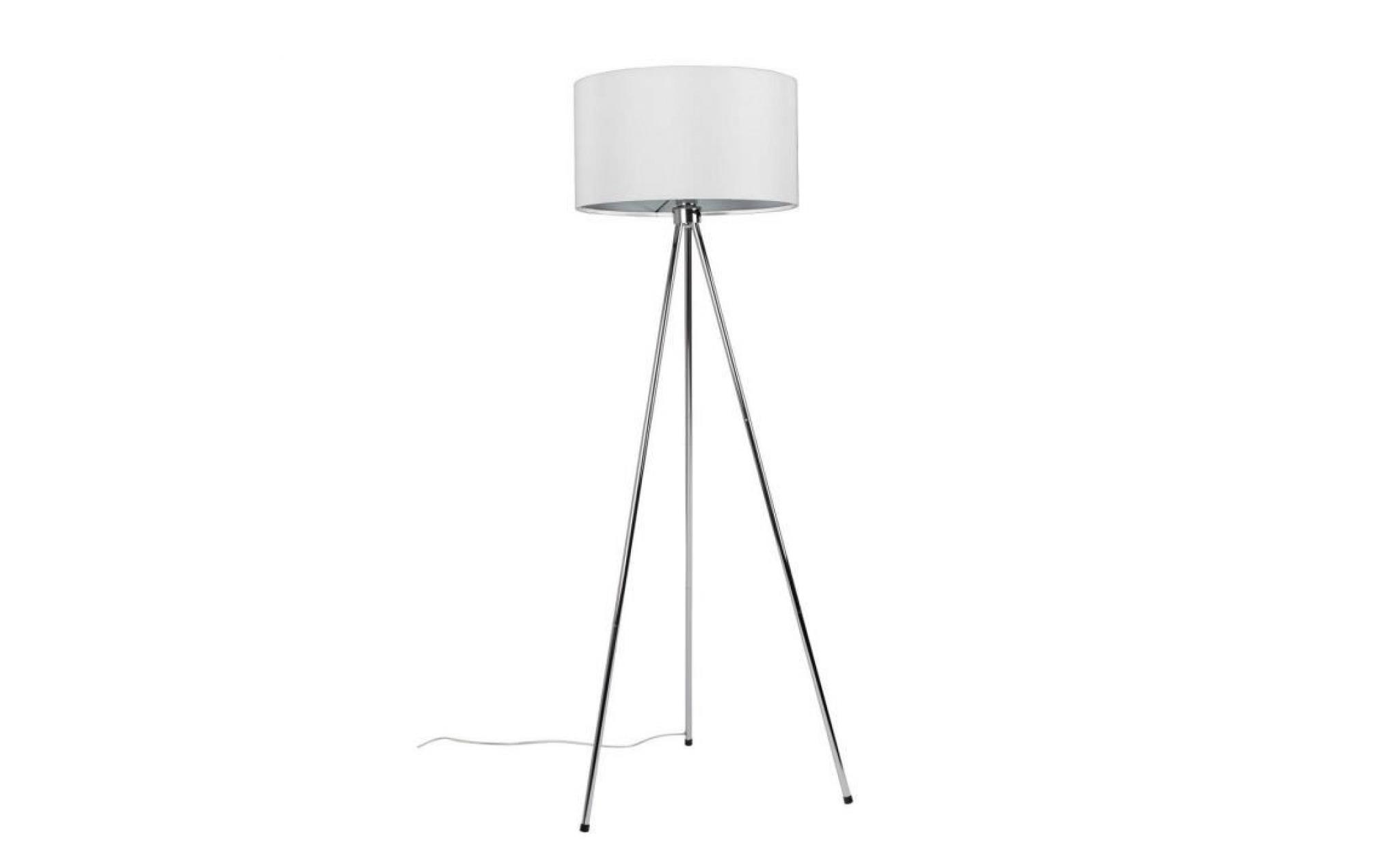 lampadaire trepied design twist deco zuiver achat vente lampadaire pas cher couleur et design fr