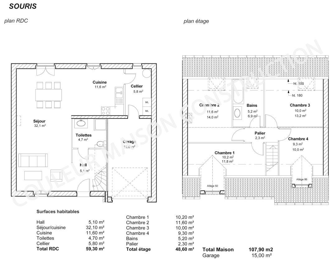Construction Maison Algerie Plan | Ventana Blog