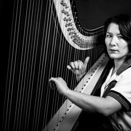 Morgan Leguay - Harpist