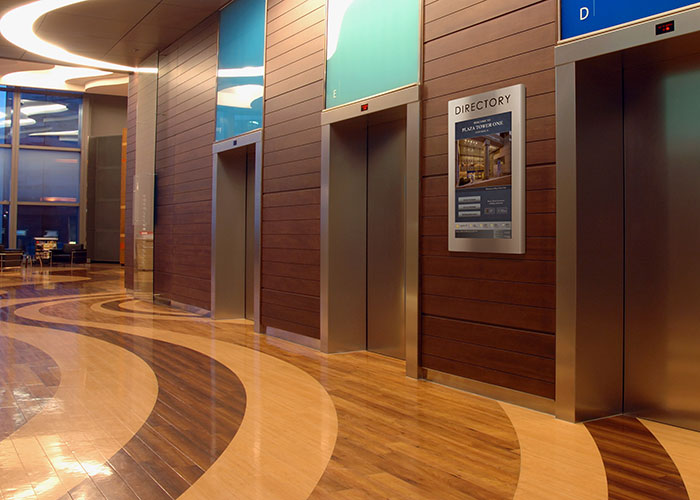 Digital Lobby Directories  Amcoe Sign and Design