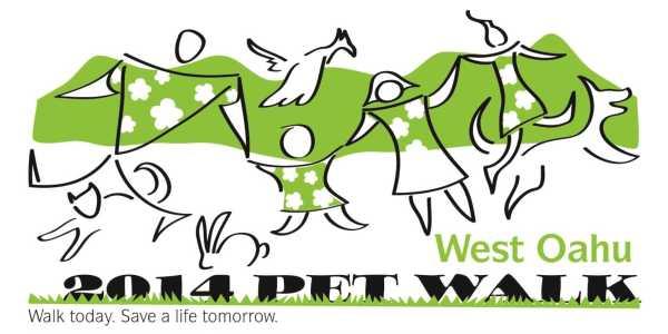 west, oahu, pet, walk, 2014