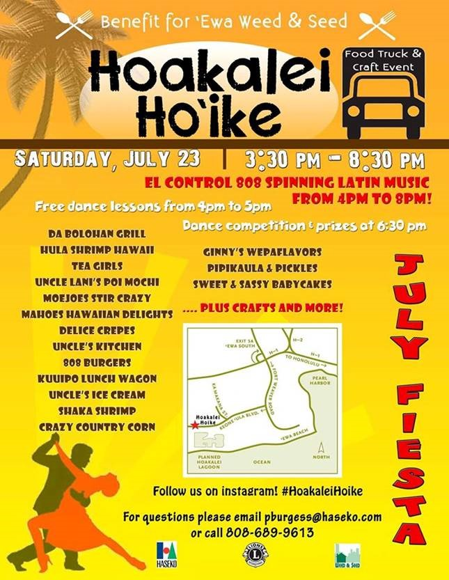 Hoakalei Ho'ike event