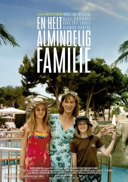 A Perfectly Normal Family di Malou Reymann