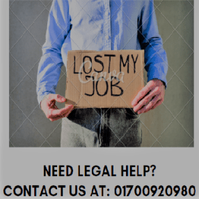 Job Less Person can go admistrative tribunal