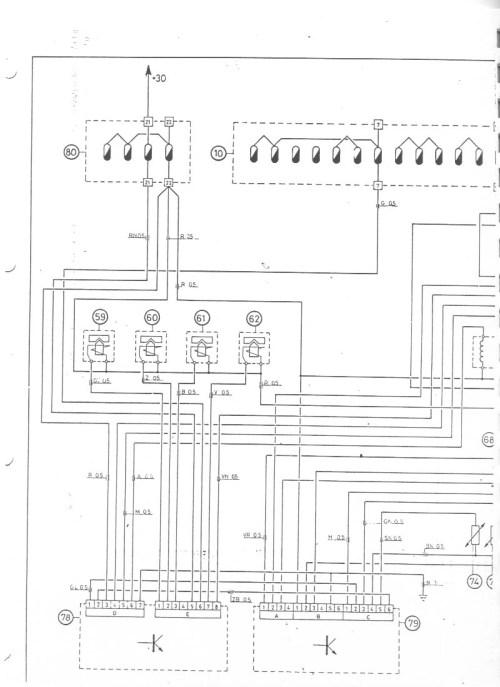 small resolution of lamborghini countach 25th electric wiring countach wiring diagram