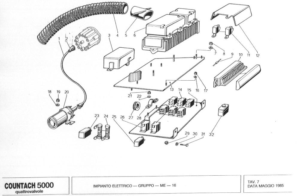 medium resolution of qv spare parts manual