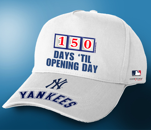 Yanks OD Countdown Cap