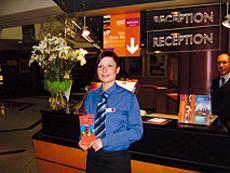 Hotelfachmann  Hotelfachfrau