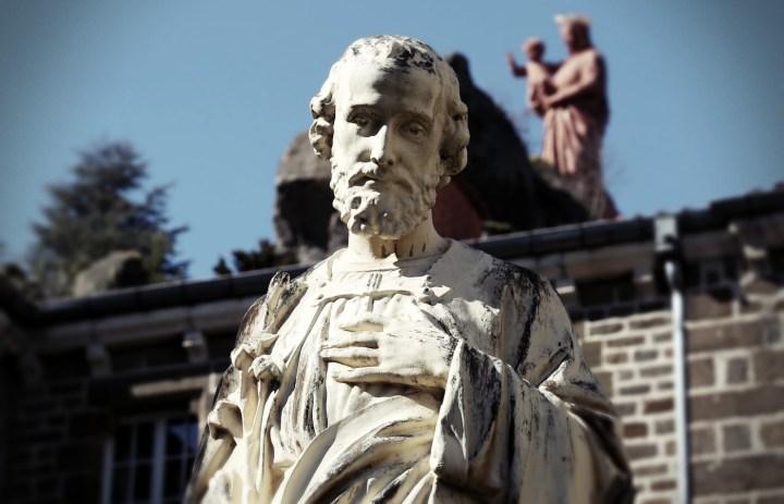 Edson Glauber - Ο Άγιος Ιωσήφ θα βοηθήσει