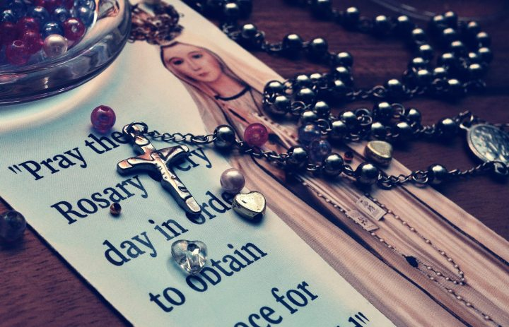 Gisella Cardia – The Rosary Will Bring Protection
