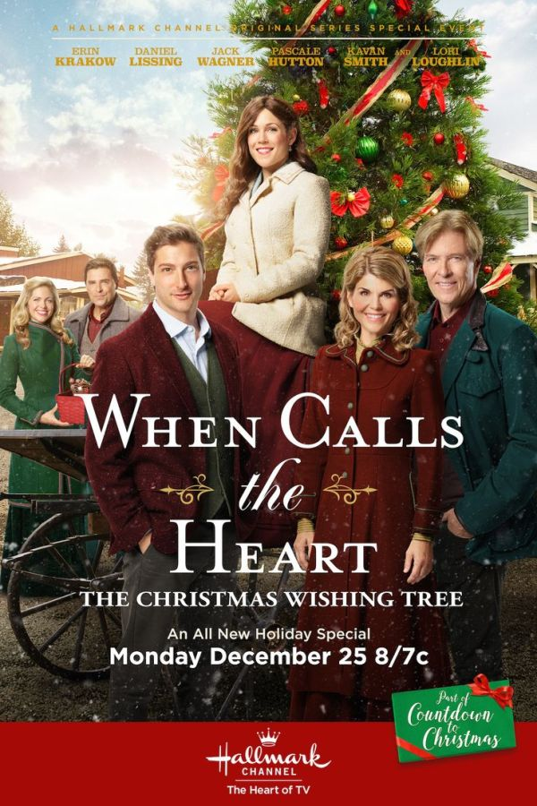 When Calls the Heart The Christmas Wishing Tree 2017