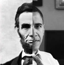 Lincoln-Obama