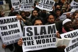Muslimprotest