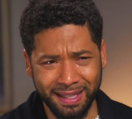 Image result for smollett crying