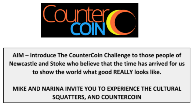 Getting ready for The CounterCoin Challenge (By Mike Riddell)